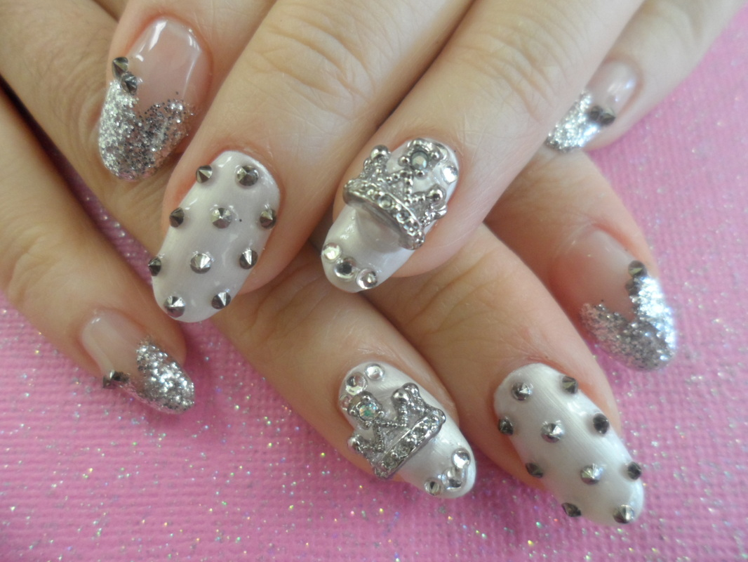 Studs and Stilettos Gallery - Kawaii Nails